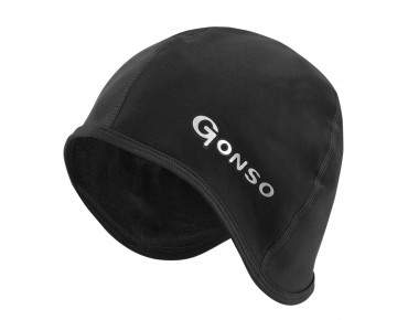 GONSO thermal under helmet cap black