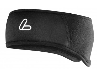 Löffler WINDSTOPPER Soft Shell Stirnband schwarz