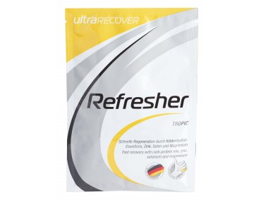 ultraSPORTS Refresher powdered drink - lactose-free - tropic