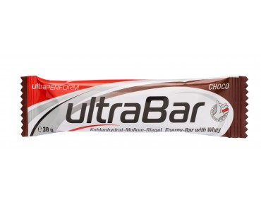 ultraSPORTS ultraBAR carbohydrate whey protein bar chocolate