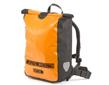 ORTLIEB messenger bag orange/black