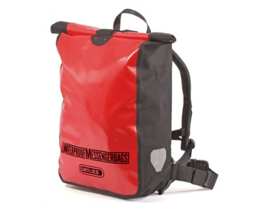 ORTLIEB messenger bag red/black