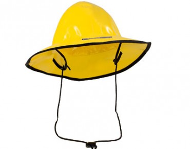 ORTLIEB Rain hat yellow
