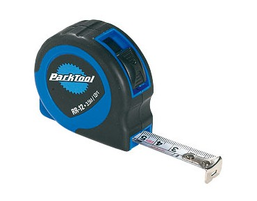Park Tool RR-12 measuring tape