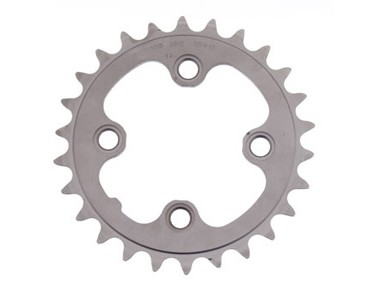 SHIMANO XT FC-M771/761/T-781/780 chainring silver