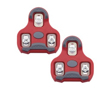 Look KéO Grip cleats with ± 4,5° angular float red