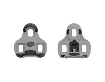 Look KéO Grip cleats with ± 2,25° angular float grau