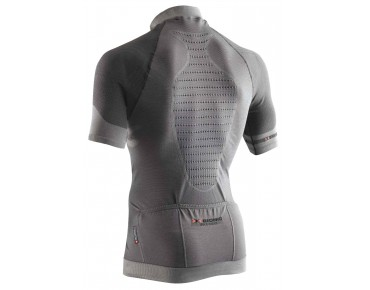X BIONIC FENNEC jersey anthracite/silver
