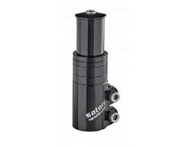 Satori Stem-up shaft extension black