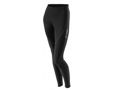 Löffler GORE WINDSTOPPER SOFTSHELL WARM women's thermal tights black