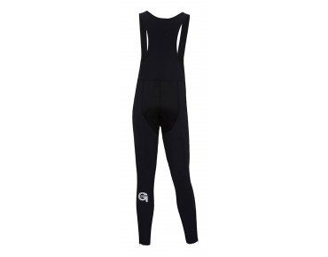 GONSO HARDEGG thermal softshell bib tights for kids black