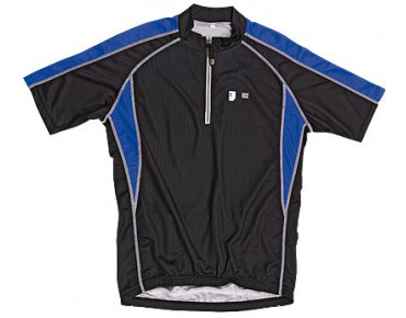 ROSE Trikot DESIGN II black/blue