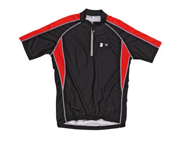 ROSE Trikot DESIGN II black/red