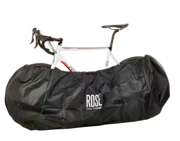 ROSE Cycle your way Bike Tube cover black