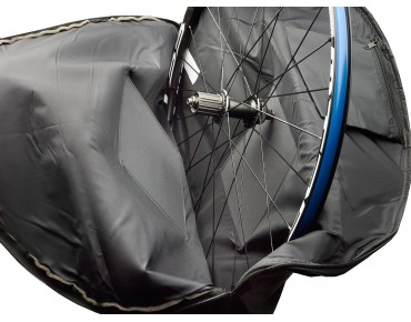 ROSE BASIC wheel bag for 1 wheel - padded - black