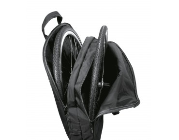 ROSE BASIC wheel bag - padded - black