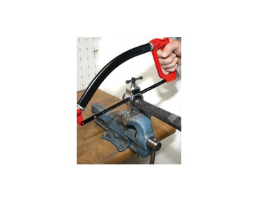Xtreme steerer tube cutting aid