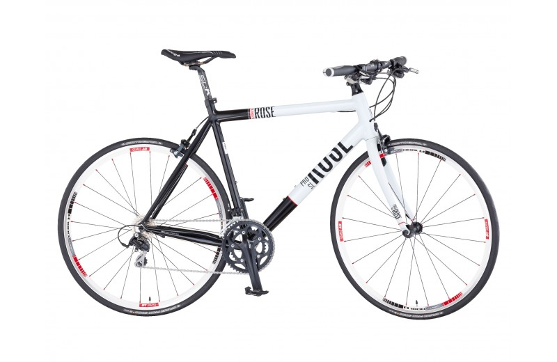 ROSE Multiroad Pro-SL 2000 Compact shiny-white/black
