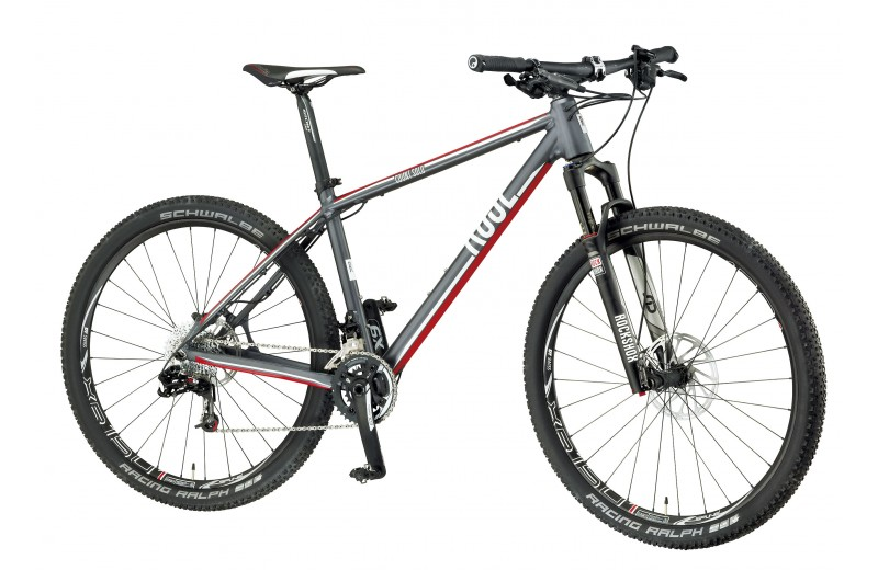 ROSE COUNT SOLO 3 27,5 2015 Iron Grey/White Red