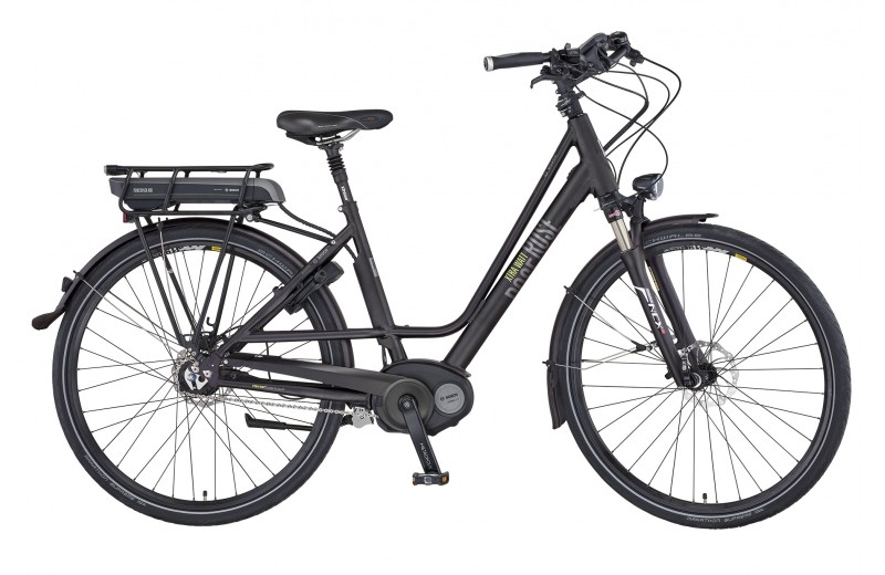 ROSE XTRA WATT-3 DAMEN KOMFORT BIKE NOW! anodized black