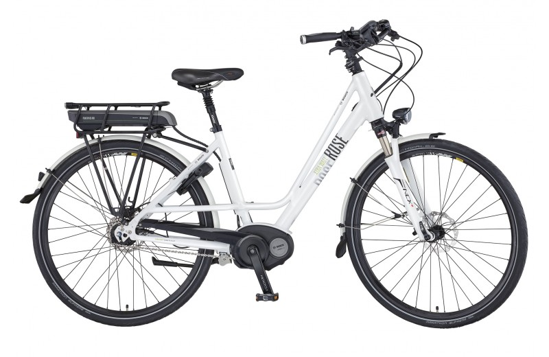 ROSE XTRA WATT-3 DAMEN KOMFORT BIKE NOW! shiny-white