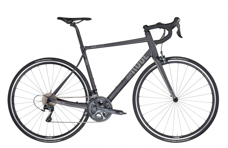 ROSE XEON TEAM GF Ultegra 6800 anodized-black/grey