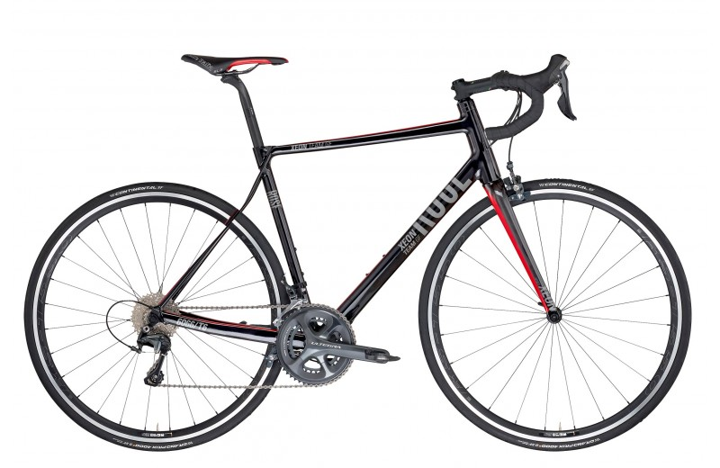 ROSE XEON TEAM GF Ultegra 6800 shiny-black/red