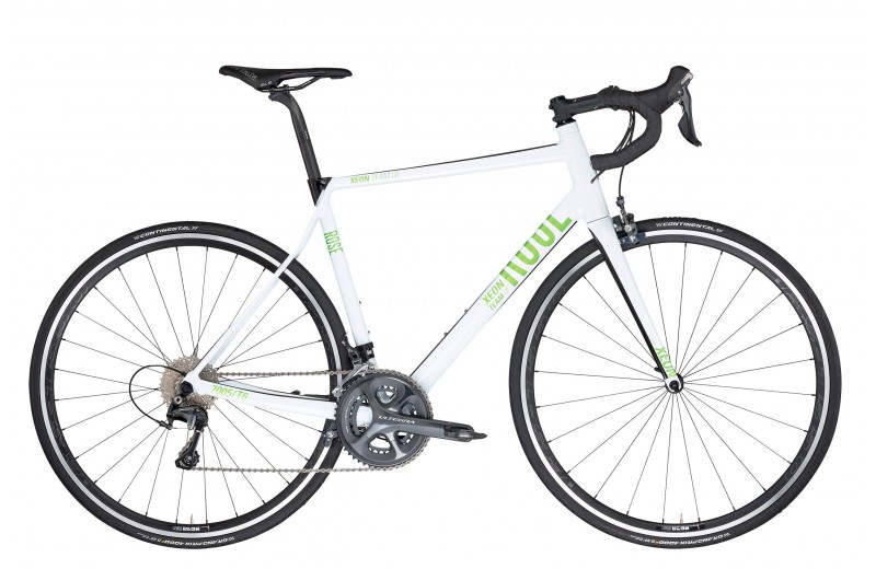 ROSE XEON TEAM GF Ultegra 6800 shiny-white/green