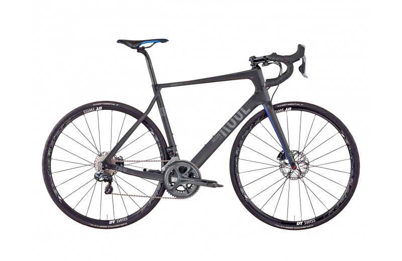 ROSE XEON CDX-3100 Di2 DISC matt UD-carbon/blue