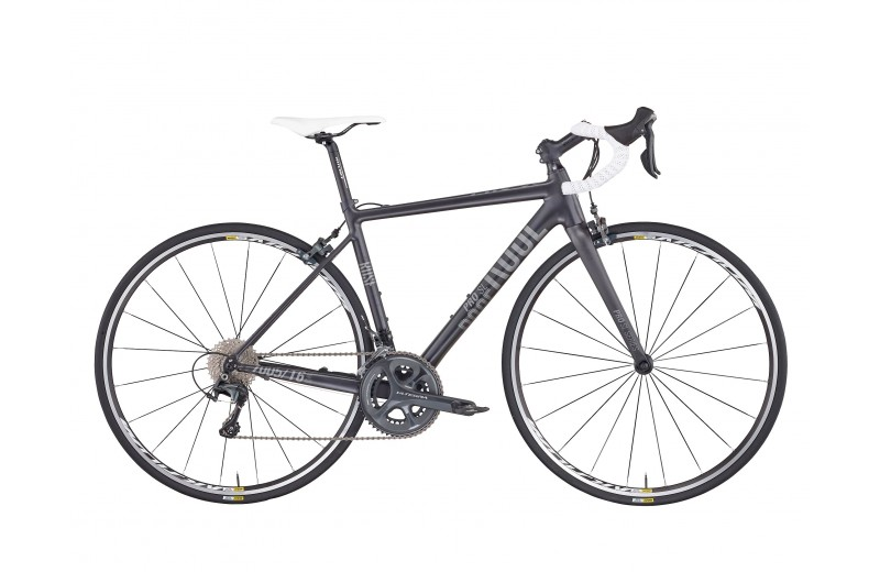 ROSE PRO SL-300 LADY BIKE NOW! matt-black/grey