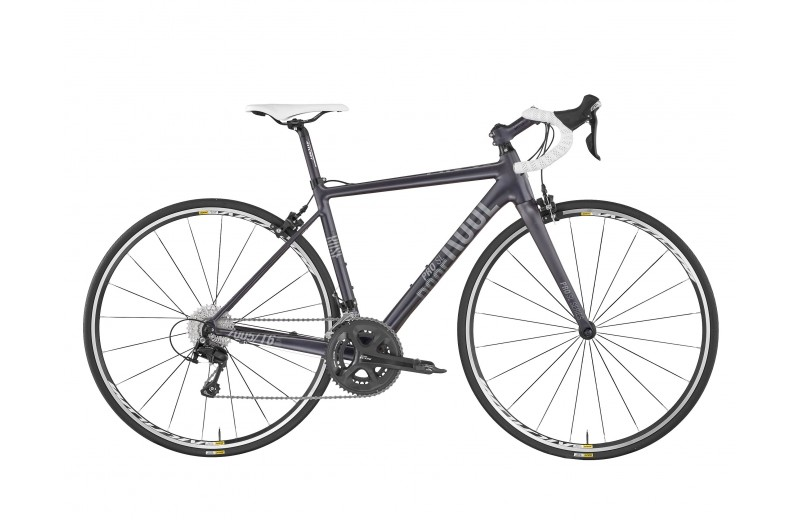 ROSE PRO SL-200 LADIES BIKE NOW! matt-black/grey