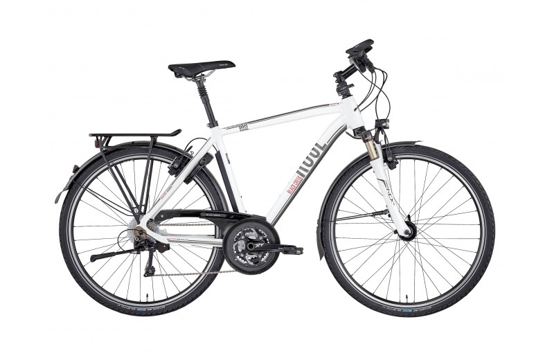 ROSE BLACK CREEK-4 TREKKING HERREN BIKE NOW! shiny-white
