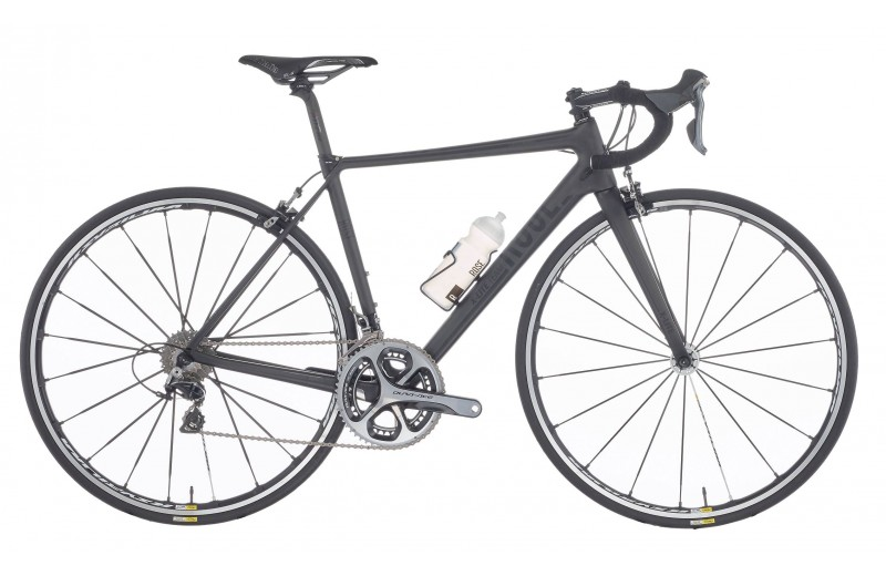 ROSE X-Lite Team 4000 53cm Mod.2015 showroombike matt-carbon