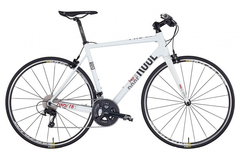 ROSE MULTIROAD PRO SL-2000 shiny-white/grey-red
