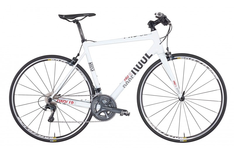 ROSE MULTIROAD PRO SL-3000 shiny-white/grey-red