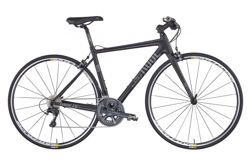 ROSE MULTIROAD PRO SL-300 DONNA anodized-black/grey
