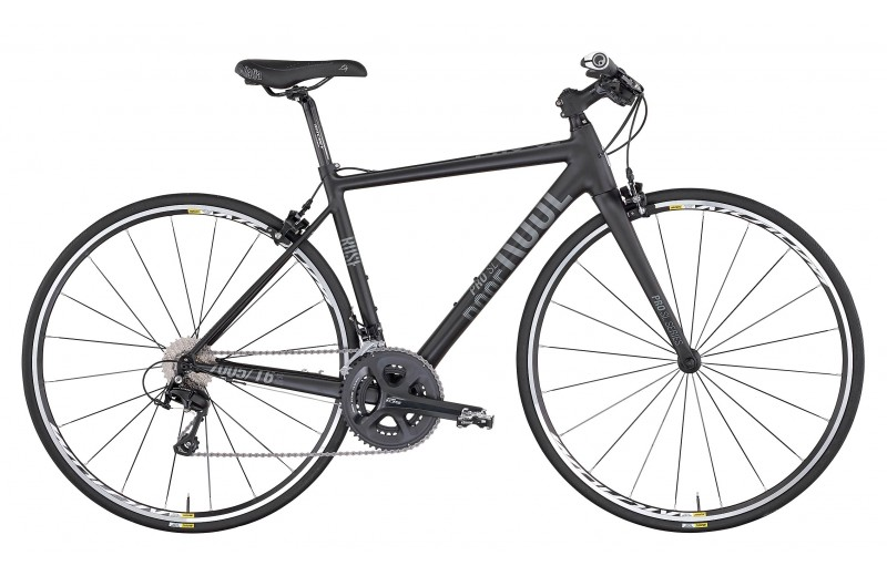 ROSE MULTIROAD PRO SL LADY 105 anodized-black/grey