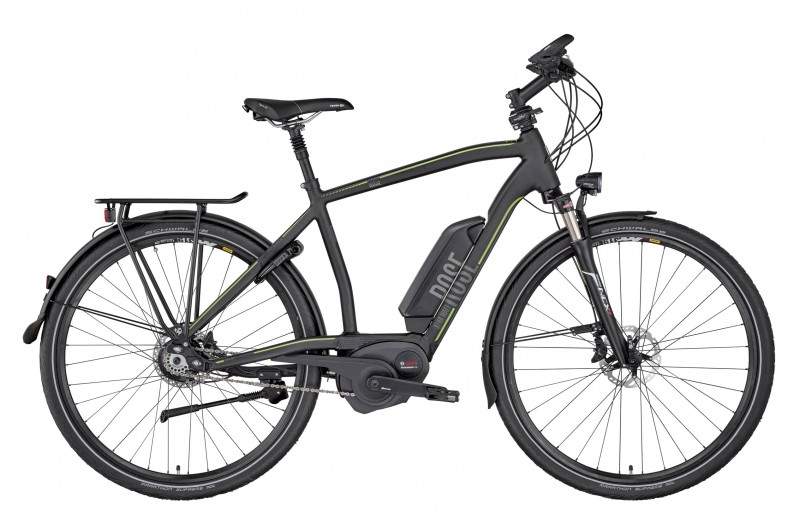 ROSE XTRA WATT-5 HERREN matt-black