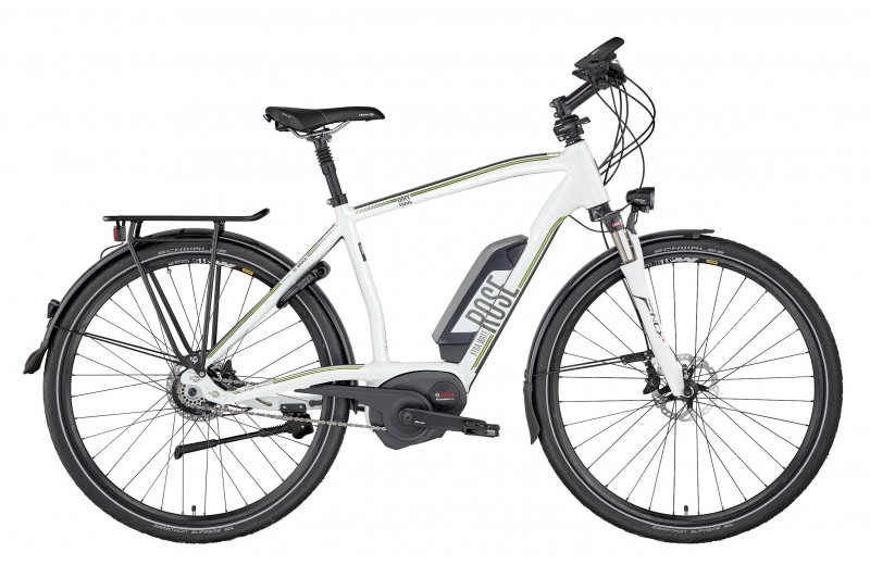 ROSE XTRA WATT-5 HERREN shiny-white