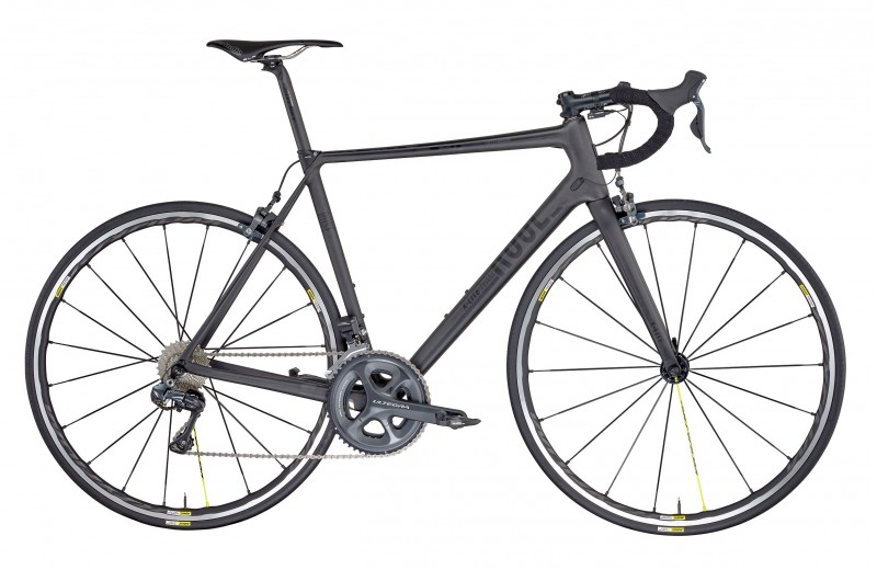 ROSE X-LITE TEAM-3100 matt-carbon
