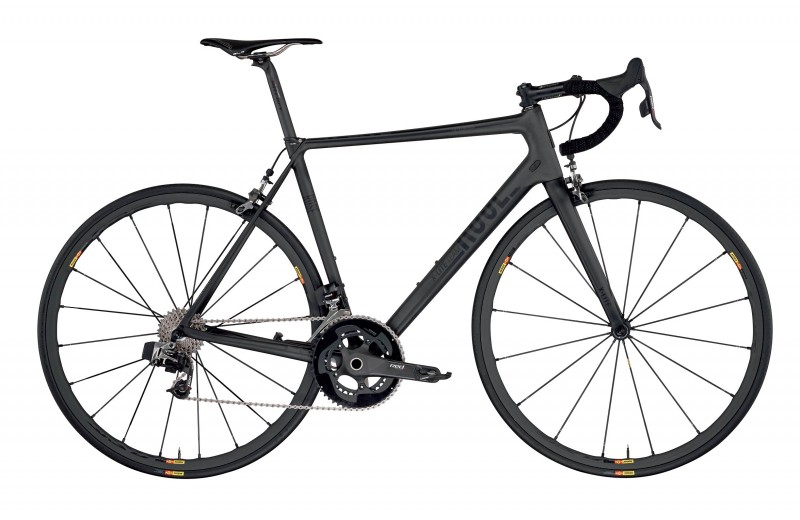 ROSE X-LITE TEAM-8810 eTap matt-carbon