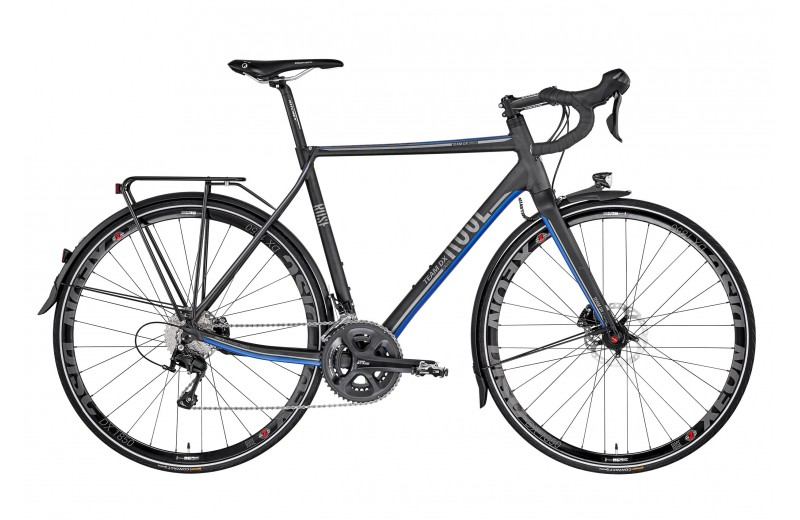 ROSE TEAM DX CROSS RANDONNEUR-2000 anodized-black/blue