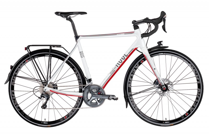 ROSE TEAM DX CROSS RANDONNEUR-3000 shiny-white