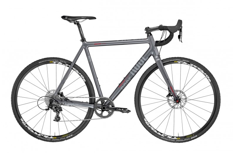 ROSE PRO DX CROSS-2200 Iron-Grey