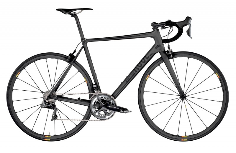ROSE X-LITE TEAM Dura Ace Di2 nature-TUD-carbon/matt