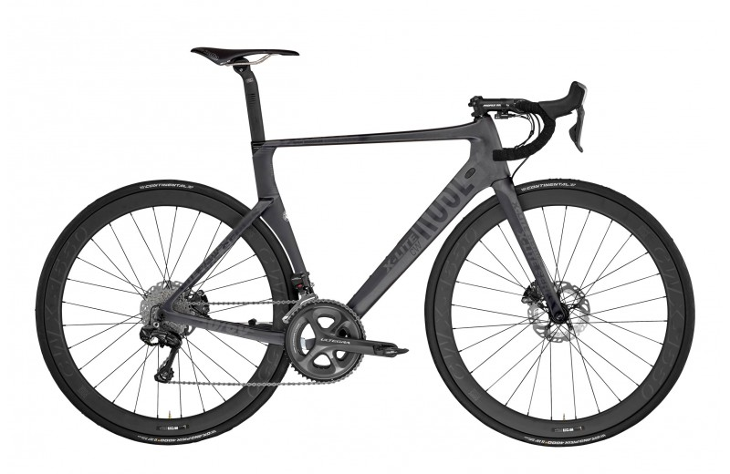 ROSE X-LITE CWX Ultegra 6870 Di2 nature-TUD-carbon/matt