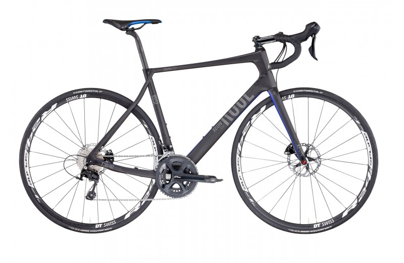 ROSE XEON CDX-2000 DISC matt UD-carbon/blue