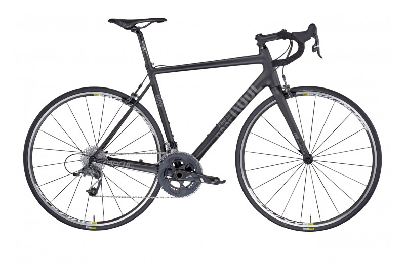 ROSE PRO SL-4400 BIKE NOW! matt-black/grey