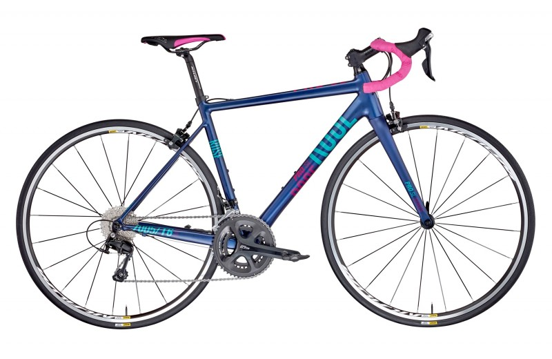 ROSE PRO SL-200 LADIES BIKE NOW! Deep-Blue/Laguna-Green