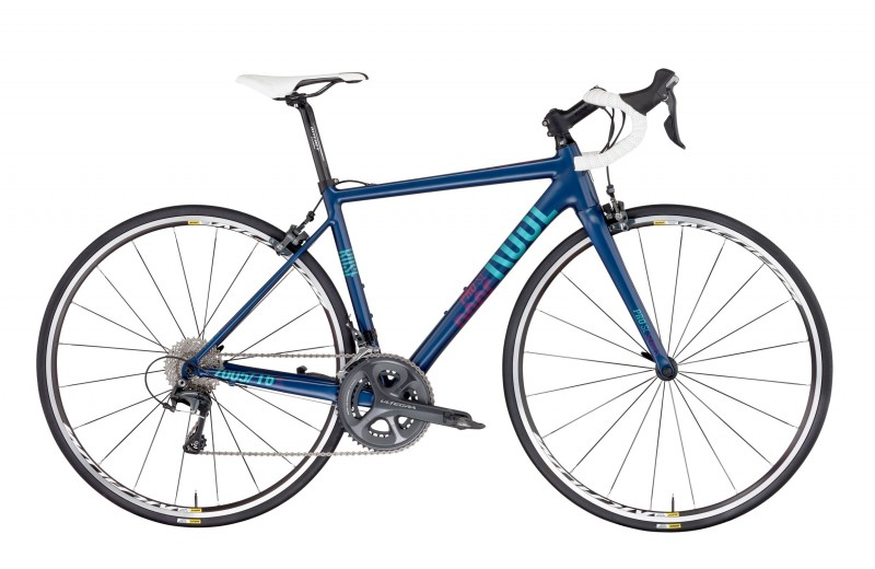 ROSE PRO SL LADY Ultegra 6800 BIKE NOW! deep blue/laguna green